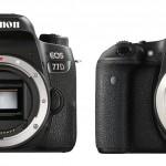 Canon обявиха 800D и 77D, новите си модели в ниския клас