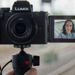 Споделете вашата история с новия LUMIX G100