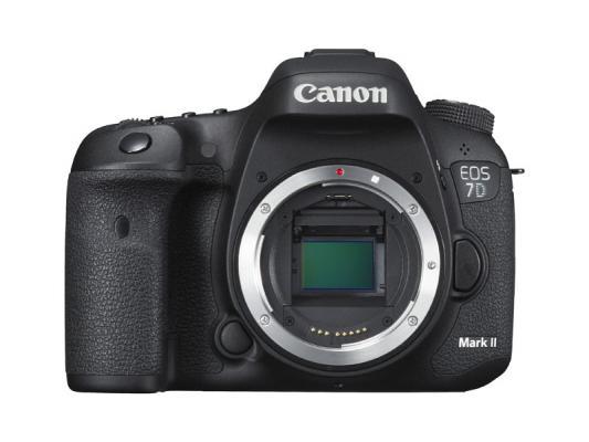 Фотоапарат Canon EOS 7D Mark II тяло + Адаптер Canon W-E1 (Wi-Fi)