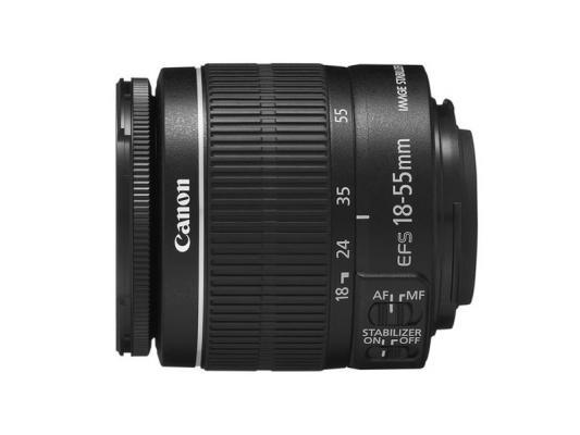 Обектив Canon EF-S 18-55mm f/3.5-5.6 IS II