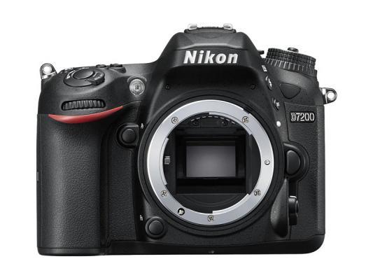 Фотоапарат Nikon D7200 тяло