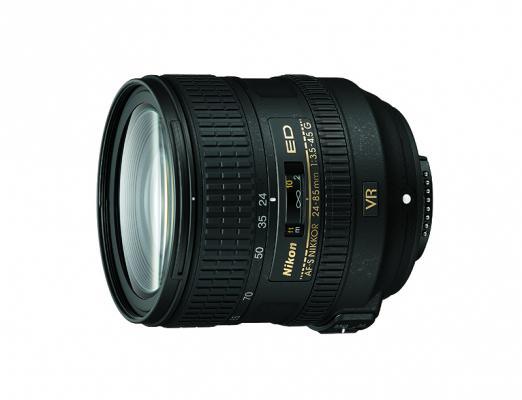 Обектив Nikon AF-S Nikkor 24-85mm f/3.5-4.5G ED VR