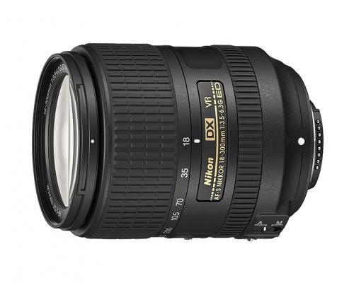 Обектив Nikon AF-S DX Nikkor 18-300mm f/3.5-6.3G ED VR