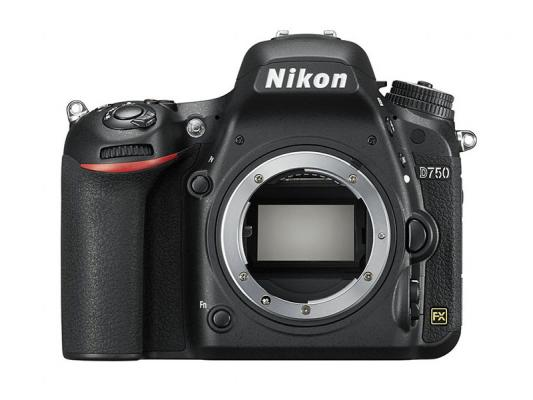 Фотоапарат Nikon D750 тяло + Ремък Nikon 100-TH Anniversary Premium Camera Strap (черен) + Обектив Nikon AF-S Nikkor 105mm f/1.4E ED