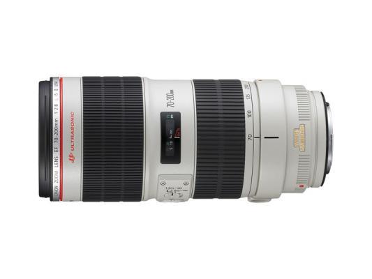 Обектив Canon EF 70-200mm f/2.8L IS II USM