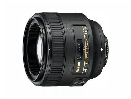 Обектив AF-S Nikkor 85mm f/1.8G