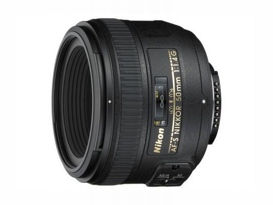 Обектив Nikon AF-S Nikkor 50mm f/1.4G