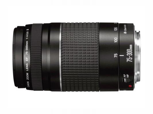 Обектив Canon EF 75-300mm f/4-5.6 III