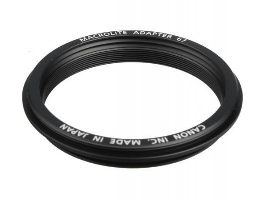 Адаптер Canon Macrolite 67