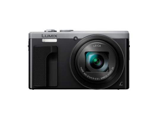 Фотоапарат Panasonic Lumix DMC-TZ80 Silver