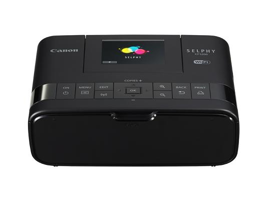 Принтер Canon SELPHY CP1200 Black