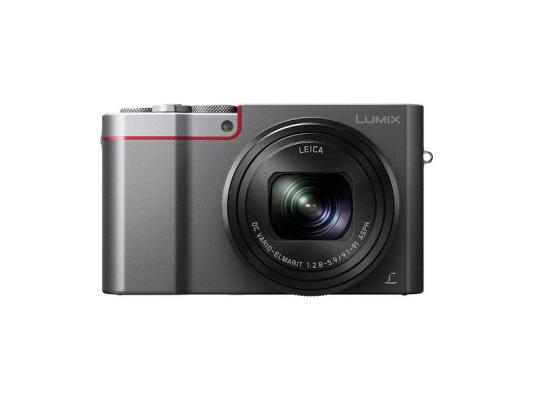 Фотоапарат Panasonic Lumix DMC-TZ100 Silver + Батерия Panasonic DMW-BLG10