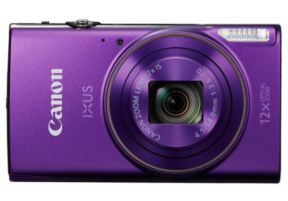 Фотоапарат Canon IXUS 285 HS Purple