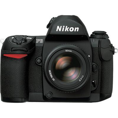 Фотоапарат Nikon F6 Body