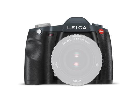 Фотоапарат Leica S-E (Typ 006) Black body