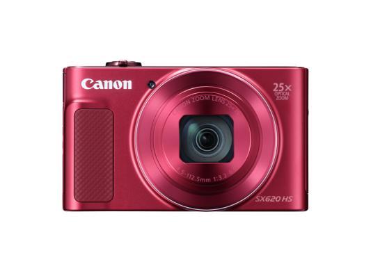 Фотоапарат Canon PowerShot SX620 HS Червен