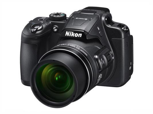 Фотоапарат Nikon Coolpix B700 Black