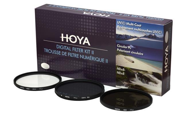 Комплект филтри Hoya Digital Kit 49mm II