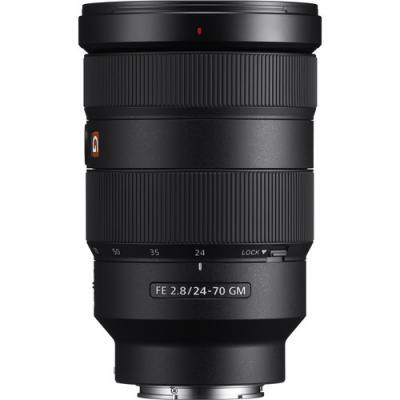 Обектив Sony FE 24-70mm f/2.8 GM