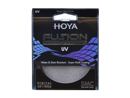 Филтър Hoya UV (SMC)(FUSION ANTISTATIC) 58mm