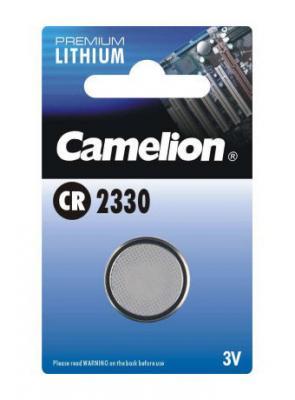 Литиева батерия Camelion CR2330