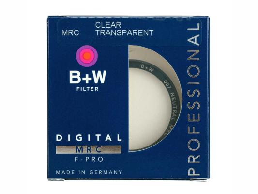 Филтър B+W F-Pro 007 Clear filter MRC 62mm