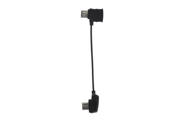 Кабел за дистанционно управление на Mavic PRO DJI RC - Reverse micro USB