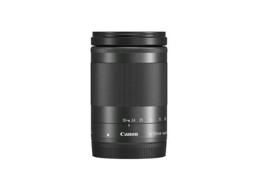 Обектив Canon EF-M 18-150mm f/3.5-6.3 IS STM (Black)