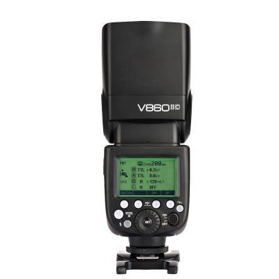 Светкавица Godox Ving V860IIC Canon E-TTL, Godox 2.4G wireless X system