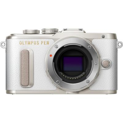 Фотоапарат Olympus E-PL8 White тяло