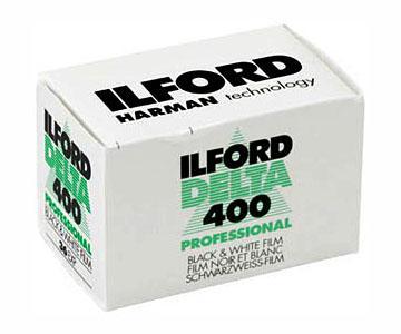 Филм ILFORD Delta 400 135/36exp.