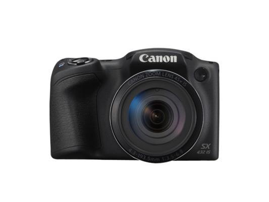 Фотоапарат Canon PowerShot SX430 IS Черен