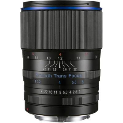 Обектив Laowa 105mm f/2 Smooth Trans Focus за Canon