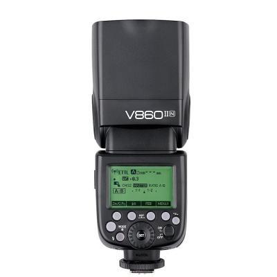 Светкавица Godox Ving V860IIN Nikon TTL, Godox 2.4G wireless X system