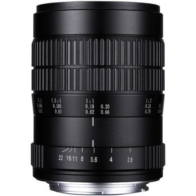 Обектив Laowa 60mm f/2.8 2X Ultra Macro за Canon EF