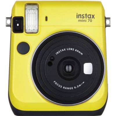Моментален фотоапарат Fujifilm Instax mini 70 Yellow