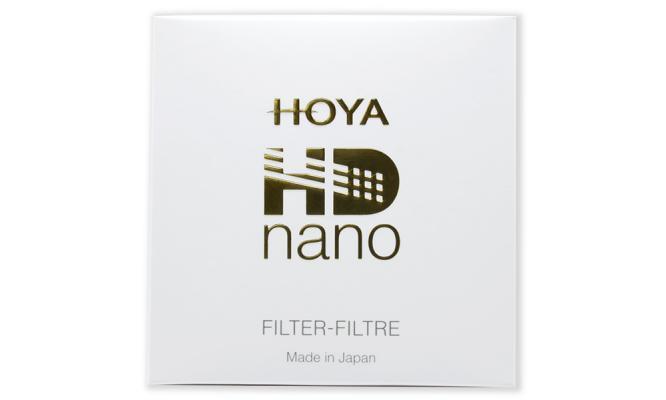 Филтър Hoya HD NANO UV 58mm