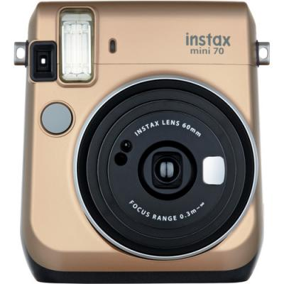 Моментален фотоапарат Fujifilm Instax mini 70 Gold