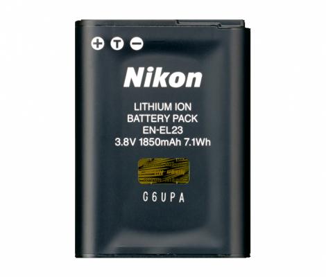 Батерия Li-Ion Nikon EN-EL23