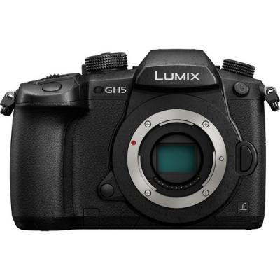 Фотоапарат Panasonic GH5 Black Body +  Батерия Li-Ion Panasonic DMW-BLF19E