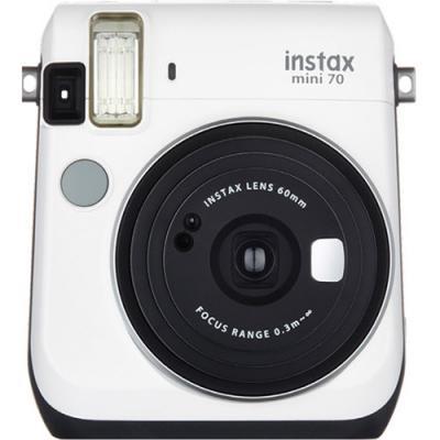 Моментален фотоапарат Fujifilm Instax mini 70 White