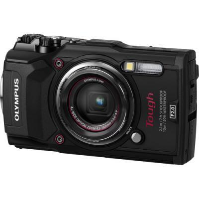 Фотоапарат Olympus TG-5 Black