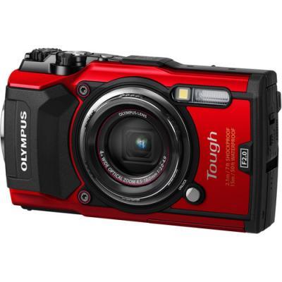 Фотоапарат Olympus TG-5 Red