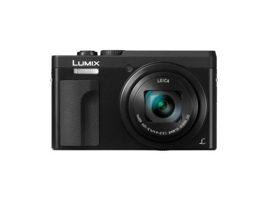 Фотоапарат Panasonic Lumix DC-TZ90 Black