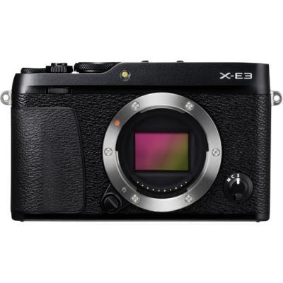 Фотоапарат Fujifilm X-E3 Черен тяло