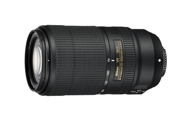 Обектив Nikon AF-P NIKKOR 70-300mm f/4.5-5.6E ED VR