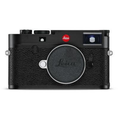 Фотоапарат Leica M10 тяло Черен