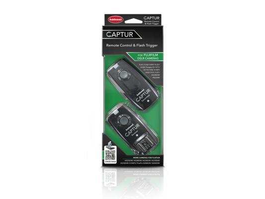 Комплект дистанционно управление и синхронизатор Hahnel Captur за Fujifilm