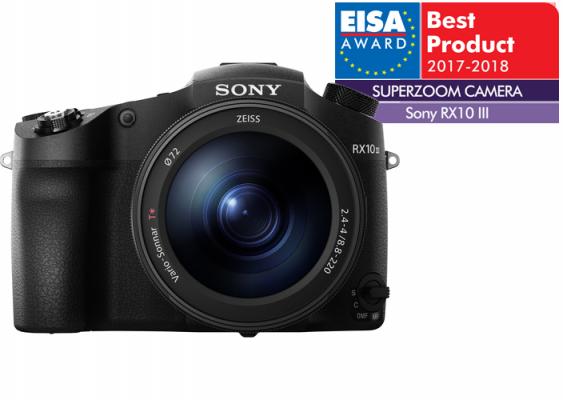 Фотоапарат Sony Cyber-Shot DSC-RX10 III