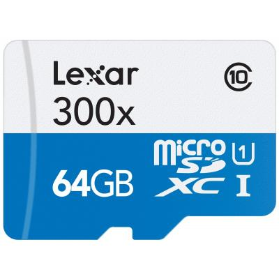 Памет microSDXC Lexar 64GB UHS I